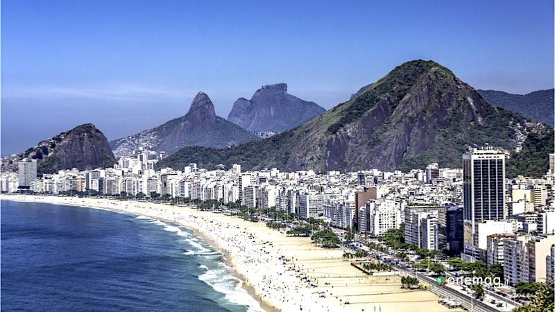 Le spiagge più belle del Brasile, Copacabana