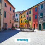 Brugnato, il borgo della Liguria dalla forma allungata