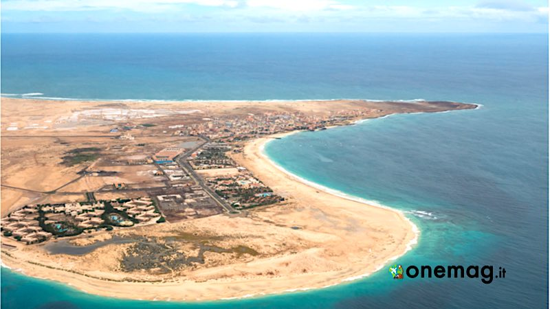 Guida turistica di Capo Verde, Isola del Sale