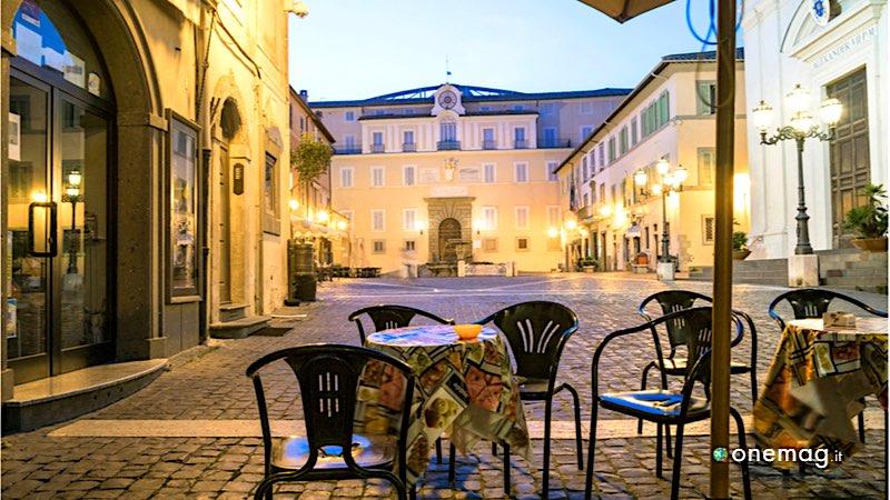 I migliori borghi d'Italia, Castel Gandolfo