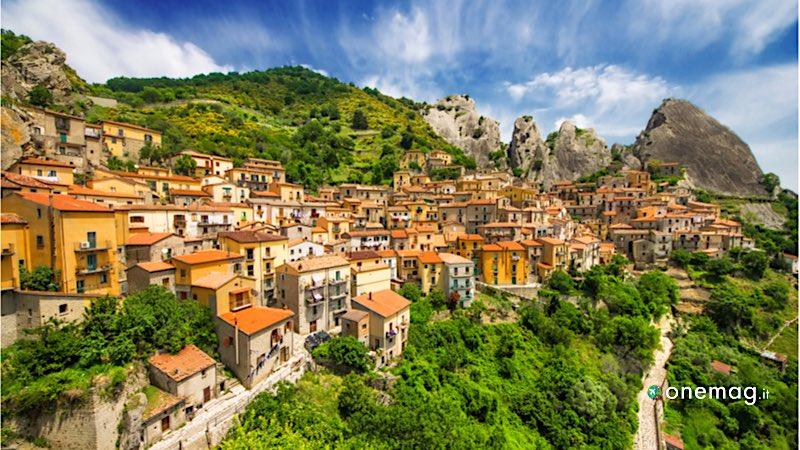 I migliori borghi d'Italia, Castelmezzano