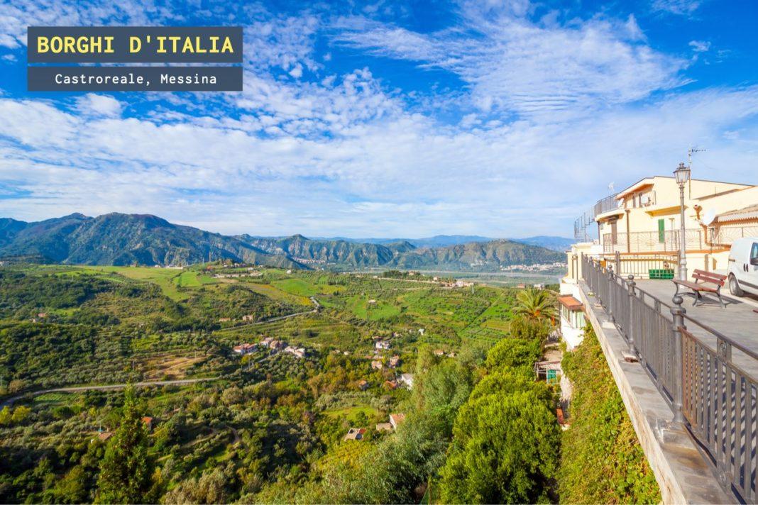 Cosa vedere a Castroreale, il borgo adagiato sui monti Peloritani