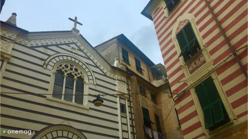 Cosa vedere a Monterosso al Mare, chiesa di San Giovanni Battista