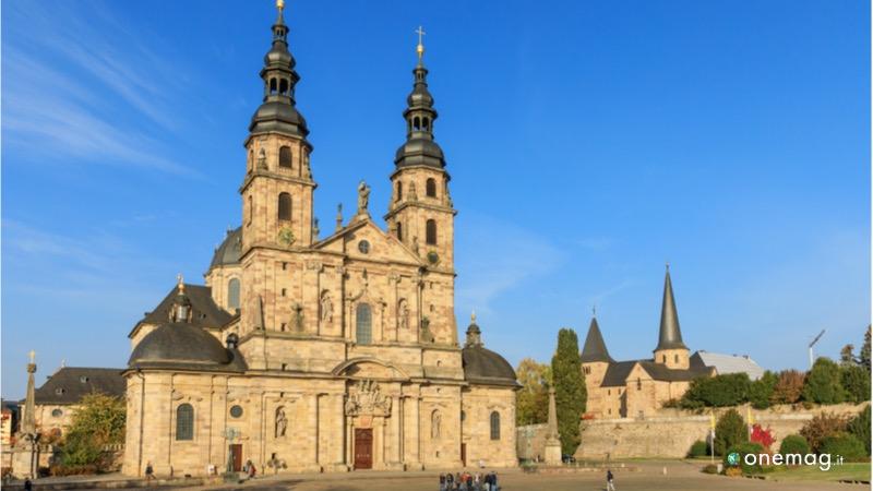 cosa vedere a Fulda, la Michaelskirche