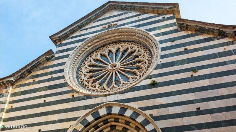 Cosa vedere a Monterosso al Mare, la Chiesa di San Francesco