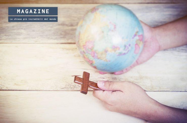 Le chiese più incredibili del mondo