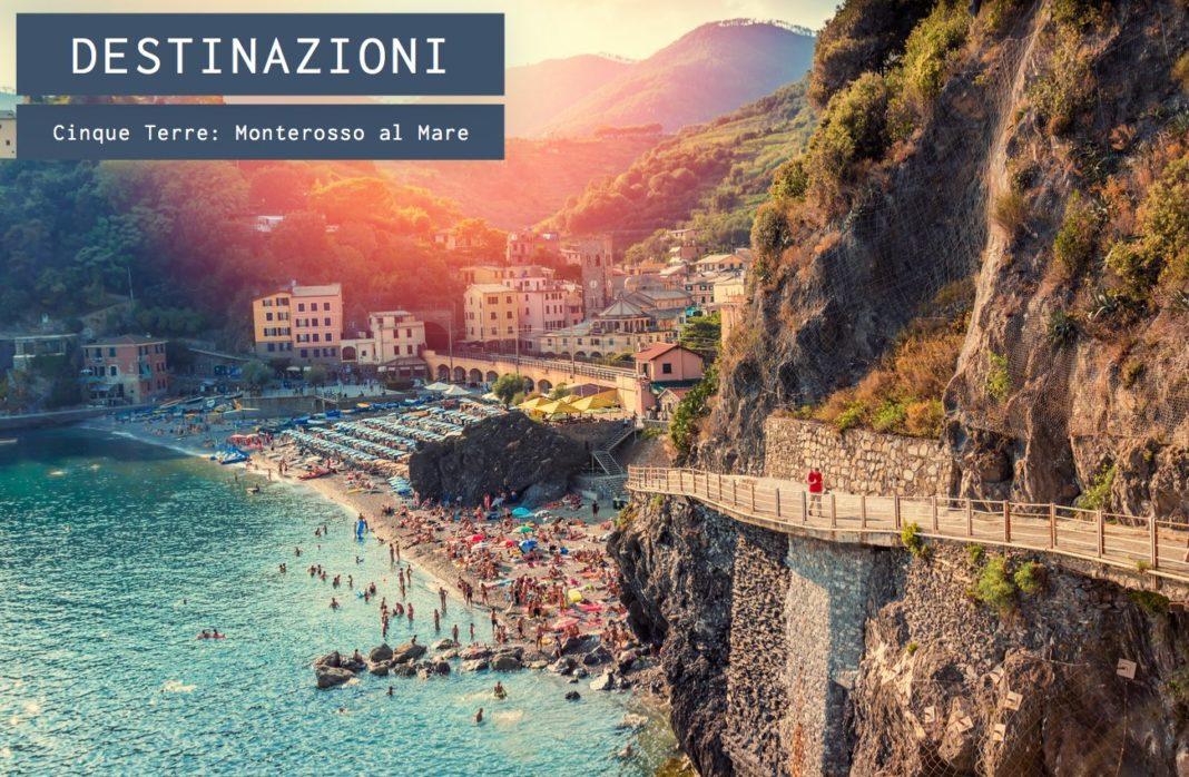 Cinque Terre: il borgo di Monterosso al Mare