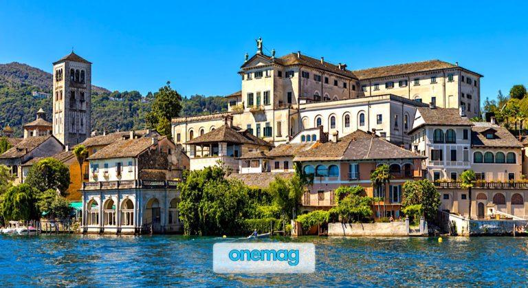 Orta San Giulio, una gita al Lago d'Orta