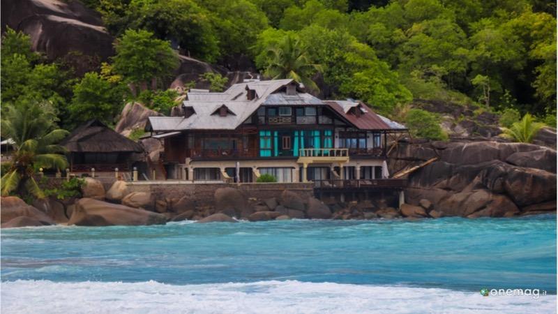 Cosa vedere a Mahé, il resort