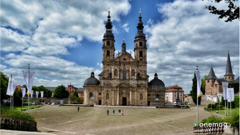 cosa vedere a Fulda, la cattedrale