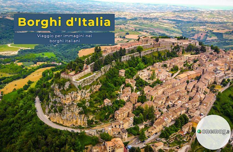 Viaggio per immagini nei Borghi d'Italia