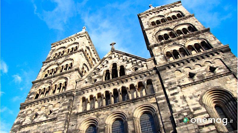 Lund, la seconda città più antica della Svezia, la cattedrale