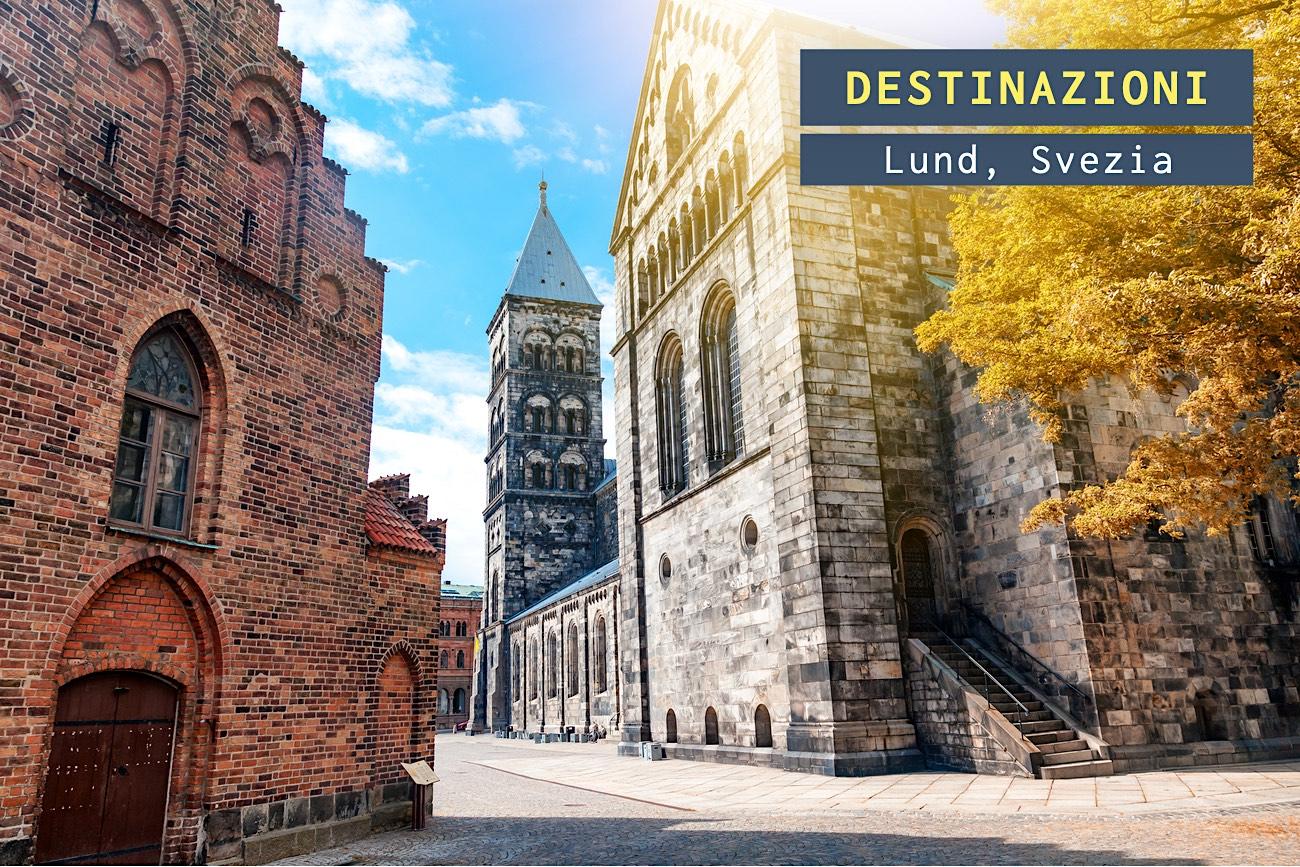 Lund, la seconda città più antica della Svezia