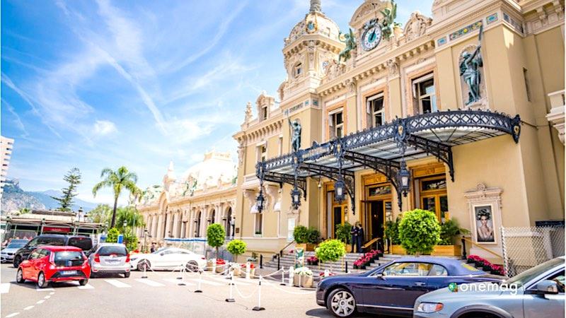 Principato di Monaco, il casinò di Montecarlo