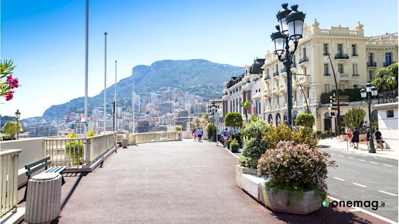 Principato di Monaco, passeggiata a Montecarlo