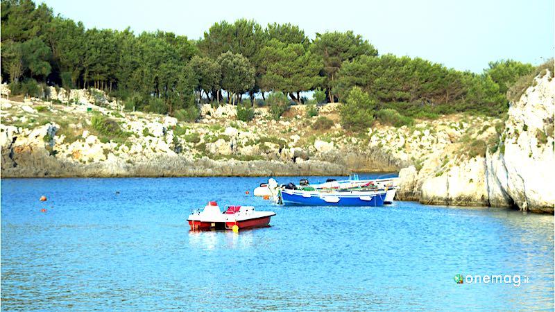 Le migliori spiagge di Otranto, Porto Badisco