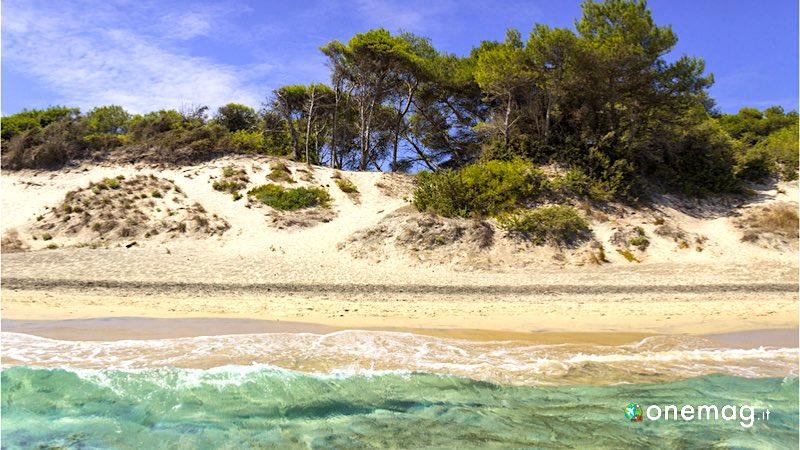 Le migliori spiagge di Otranto, Spiaggia degli Alimini