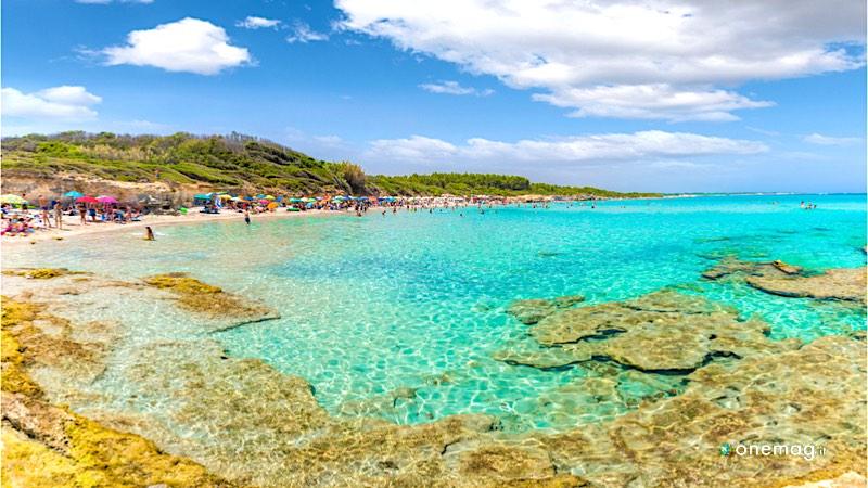 Le più belle spiagge di Otranto, Baia dei Turchi
