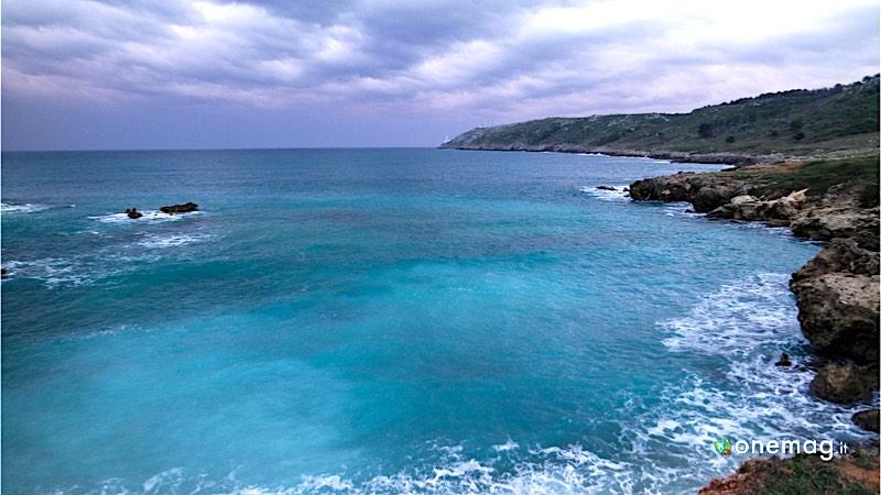 Le più belle spiagge di Otranto, Baia dell'Orte