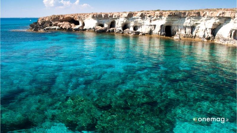 Le migliori spiagge di Otranto, Baia Morrone