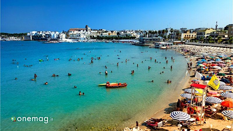 Le migliori spiagge di Otranto, la Spiaggia di Otranto