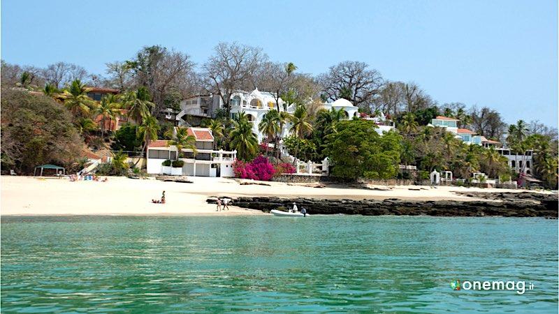 Le più belle spiagge di Panama, Isla Contadora