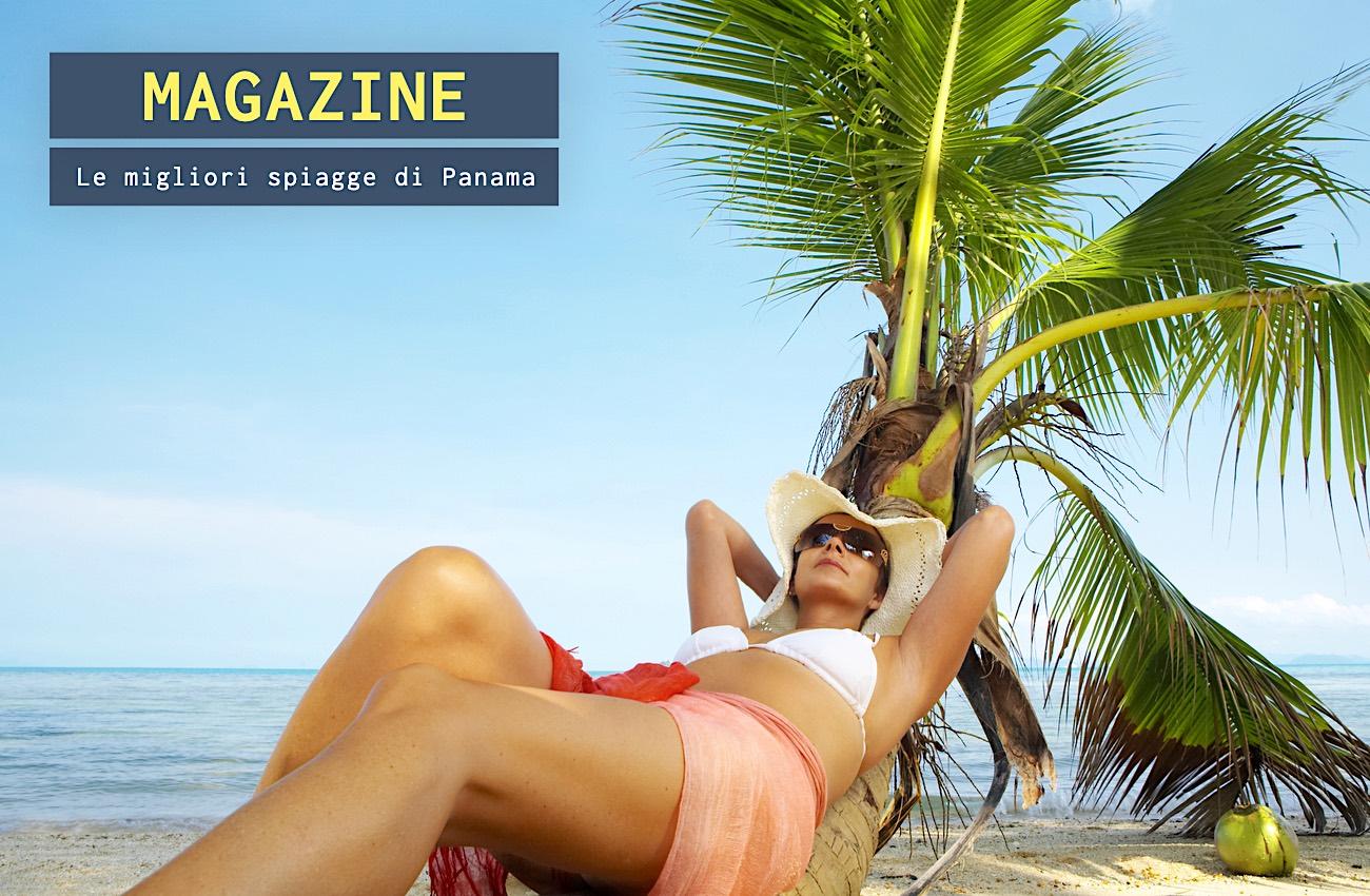Le migliori spiagge di Panama