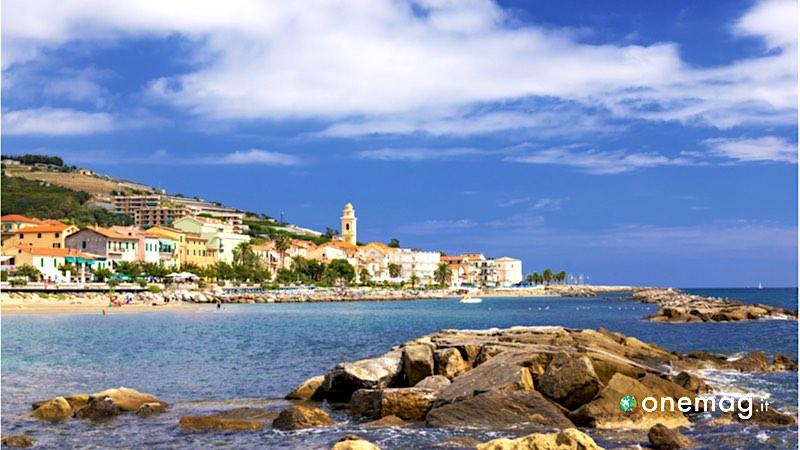 Le migliori Bandiere Blu 2019 in Liguria, Riva Ligure