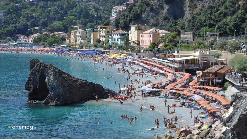 Cosa vedere a Monterosso al Mare, lo scoglio