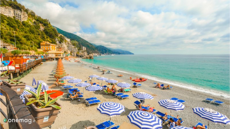 Cosa vedere a Monterosso al mare, le spiagge