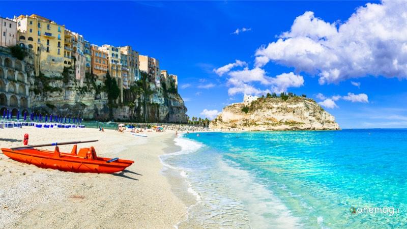 Le migliori spiagge d'Italia, Spiaggia di Tropea