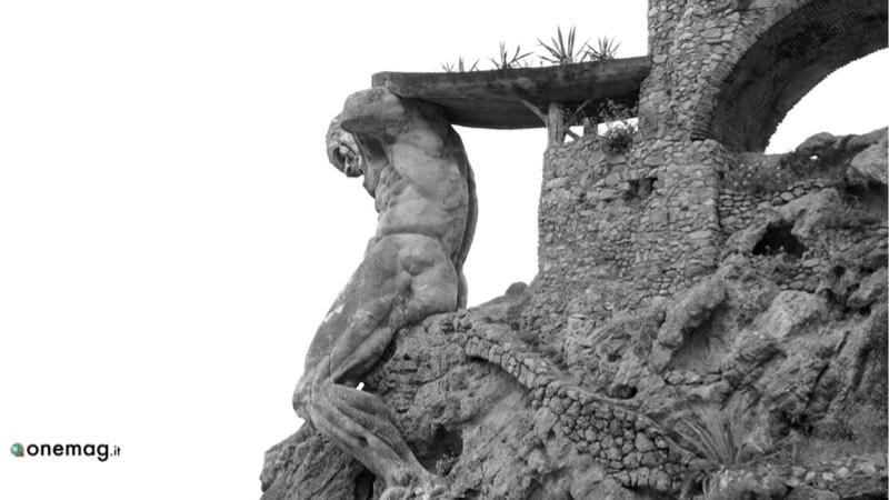Cosa vedere a Monterosso al Mare, la statua del Gigante