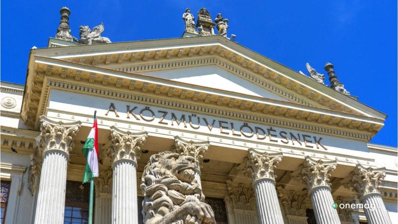 Guida turistica di Sgezed, Ungheria