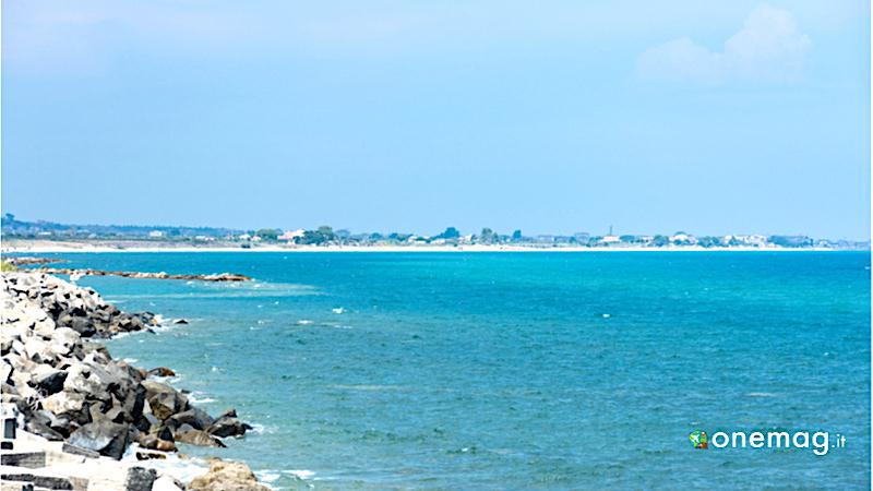Calabria, le migliori spiagge Bandiera Blu 2019, Torre Melissa
