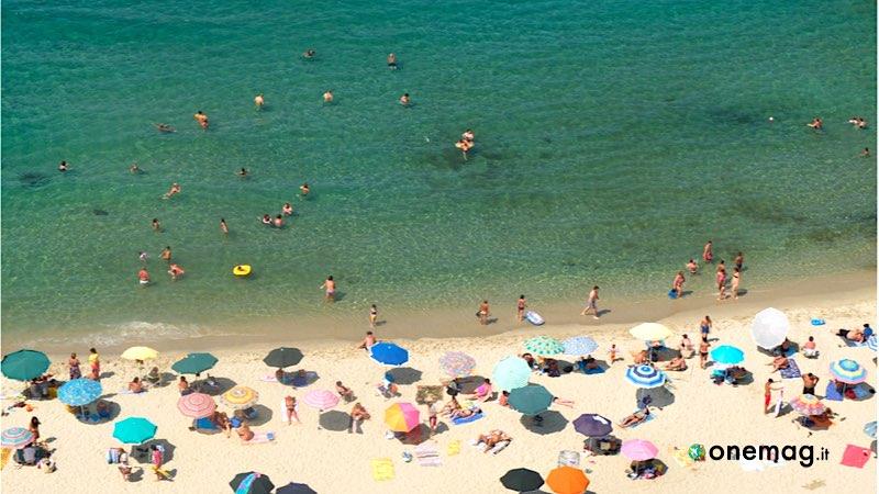 Calabria, le migliori spiagge Bandiera Blu 2019, Tortora