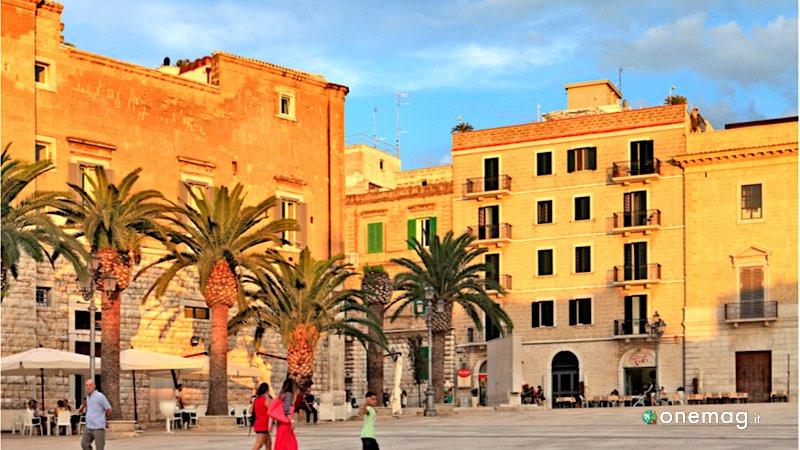 Trani, il Palazzo Quercia