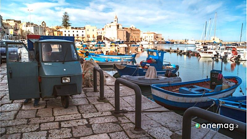 Cosa vedere a Trani, il porto