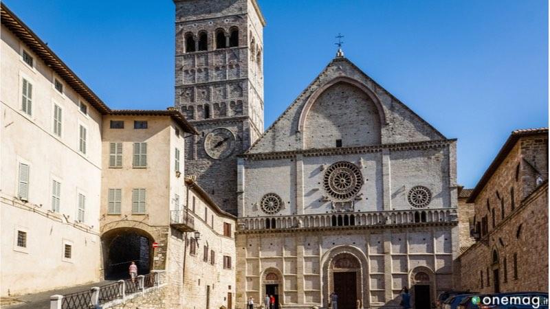 Assisi Cattedrale di San Rufino