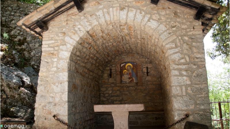 Assisi Eremo delle Carceri