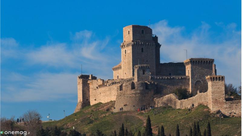 Rocca Maggiore Assisi