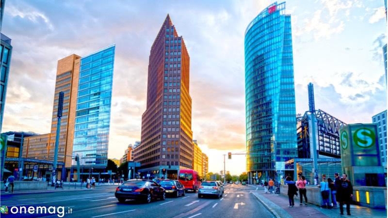 10 cose da vedere a Berlino, Potsdamer Platz
