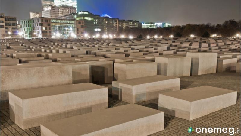 10 cose da vedere a Berlino, Memoriale per gli ebrei assassinati d'Europa