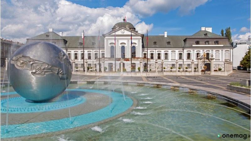 Le 10 cose da vedere a Bratislava, Palazzo Grasalkovic