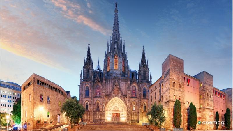 Le 10 cose da vedere a Barcellona, la Cattedrale