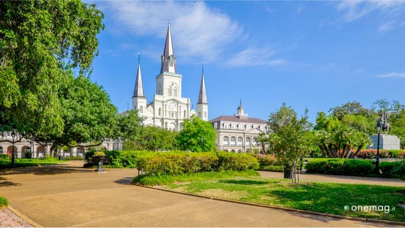 Cosa vedere a Jackson Square, New Orleans