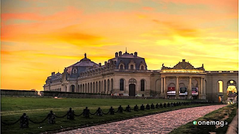 Piccardia, l'antica provincia nel Nord della Francia, il Castello di Chantilly