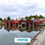 Mariehamn, il capoluogo delle Isole Aland