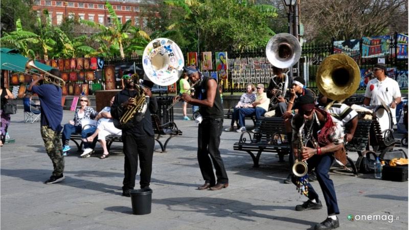 Cosa vedere a Jackson Square, il French Quarter Festival