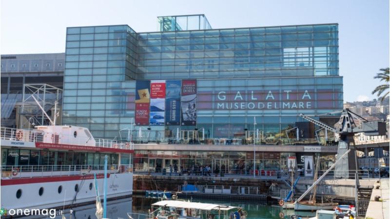 Genova Galata Museo del mare