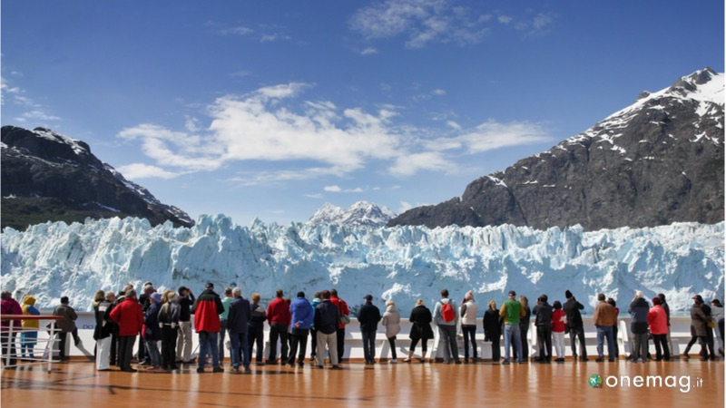 Crociera Inside Passage in Alaska
